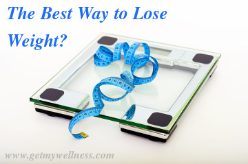 I found an effective way to lose weight. Is it the best way to lose weight? No, probably not.