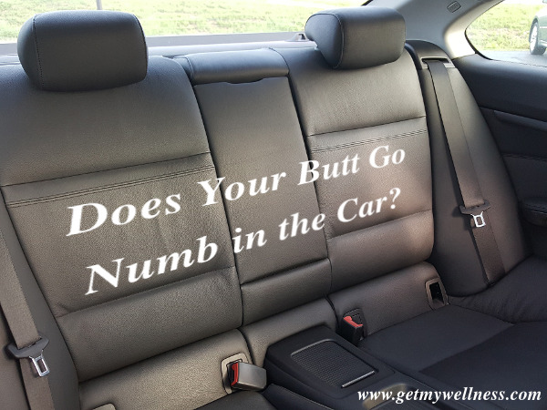 Does your butt go numb in the car? Comfortable car seats, or car seat cushions, are essential on long trips.