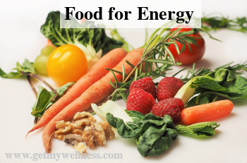 We need plenty of clean, healthy food to fuel our bodies.