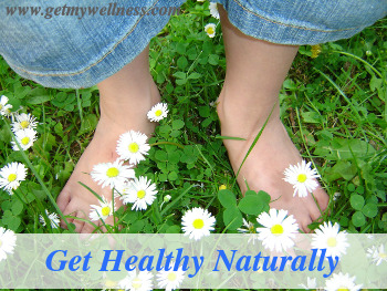 Get healthy naturally. It's really the only way. No special diet. No special equipment. Just a natural lifestyle change.