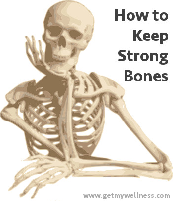 There are many factors to building and maintaining strong bones.