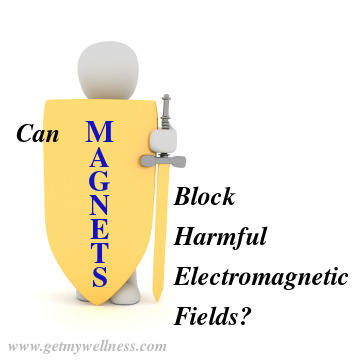Can magnets block harmful electromagnetic fields? There is only one way to find out. Let's test it.