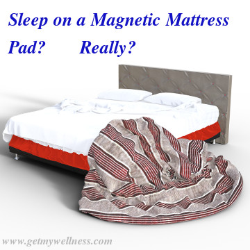 Should I really sleep on a magnetic mattress pad? Will that really help me sleep better and wake feeling rested?