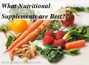 What nutritional supplements are best for me and my kids when they don't get enough from their regular diet?