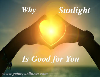 Some tell you that sunlight is bad for you. You can't live without it. I will tell you why sunlight is good for you.