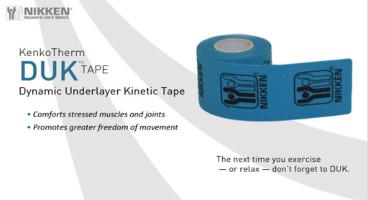 Nikken Athletic Tape