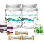 Nikken has gathered up their best weight management products into one convenient pack.