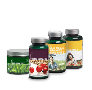 Nikken Nutritional Packs