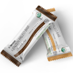 Kenzen Paleo Bars from Nikken have only four ingredients. All organic. Nothing else.