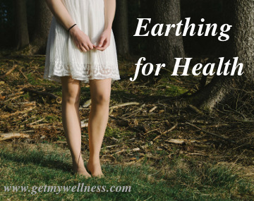 Earthing for health means connecting with the Earth to balance out the electrical charge in your body.