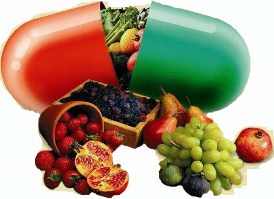 Fruits and vegetables are the best sources for the vitamins and minerals that you need.