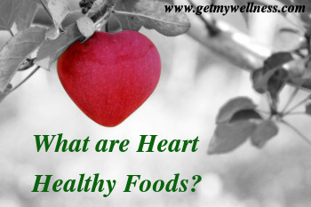 What are heart healthy foods? Ones that either help directly by offering vitamins and minerals, or indirectly by making it easier for your heart to do its job.