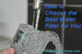 Choosing the best water filter is a challenging task