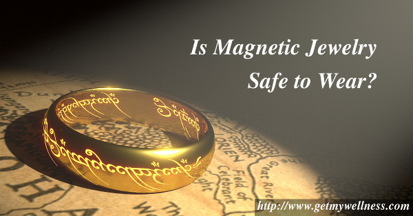 Is magnetic jewelry safe to wear? You are subjecting your body to an external magnetic field. Is that a good idea?