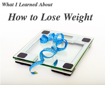 There are some very simple things that you can do to help you lose weight.