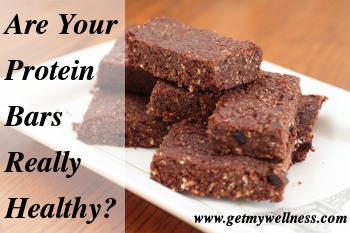 Are your protein bars really good for you, or are they filled with junk ingredients?