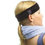 KenkoThem temperature regulation in a headband