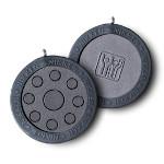 The Kenko PowerChip magnet has 6 deep-penetrating magnetic nodes for plenty of relief.