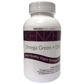 Plant-Based Omega Fatty Acids