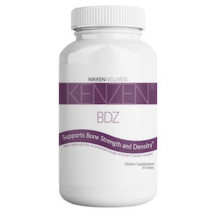 Kenzen BDZ Bone Density Supplement
