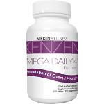 Kenzen Mega Daily 4 multivitamin for men and women
